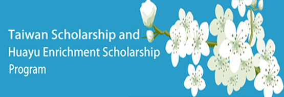 Taiwan Scholarship and Huayu Enrichment Scholarship Program, opened with new window.